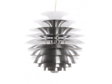 Lampe suspension Calypso alu chrome pour 259€